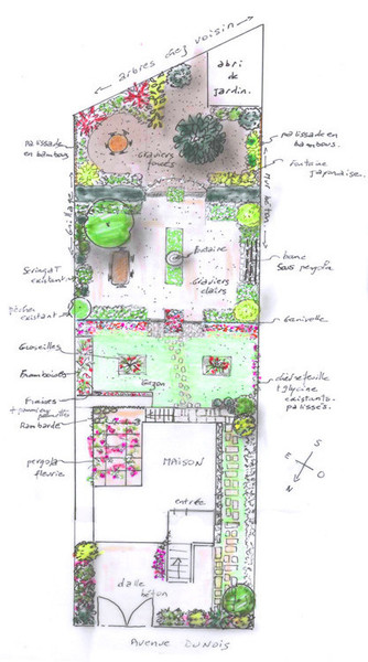jardin d artiste